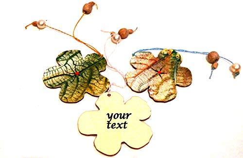 Segnalibro Fiore, Set 3 Segnalibri matrimonio, Segnalibro libro in legno, Segnalibro legno personalizzato, Fiore personalizzato, Crisantemo
