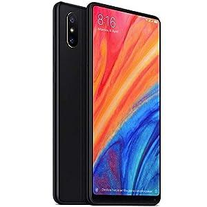 """Xiaomi MI Mix 2S - Smartphone DE 5.9"""" (Qualcomm Snapdragon 845, RAM de 6 GB, Memoria de 64 GB, Dos cámaras de 12 MP, Android 8.0) Color Negro [Versión española]"""