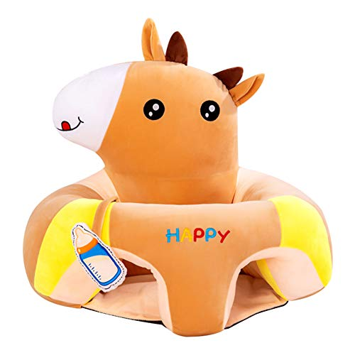 Cartoon Baby Sofa Learn To Sit Seat Infant Soft Feeding Safety Chair (E)