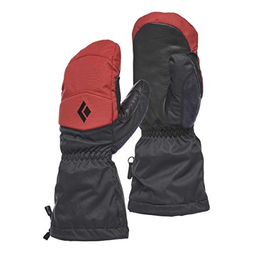 Black Diamond Recon Mitts Gants Mixte Adulte, Red Oxide, FR : S (Taille Fabricant : Small)