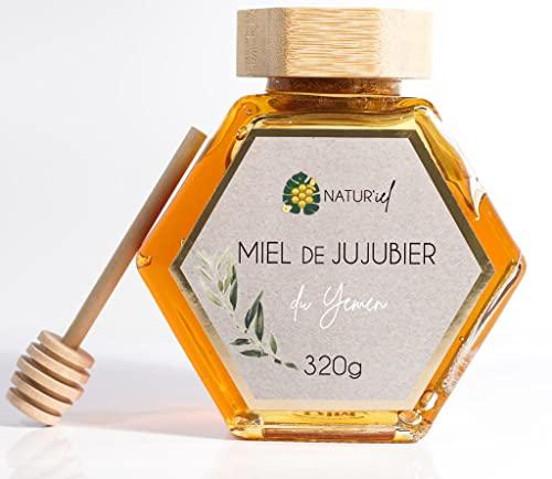 NATUR'IEL © Miel de Jujubier du Yémen (320 grammes) – Produi