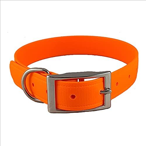Collar para mascotas Biothane Granite Extra Thick (60 cm)
