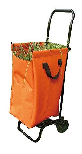 Benelando Gartenkarre für Laub und Gartenabfälle