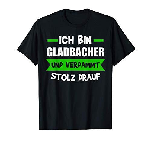 Gladbacher Bergisch-Gladbach Stadt Geschenk T-Shirt