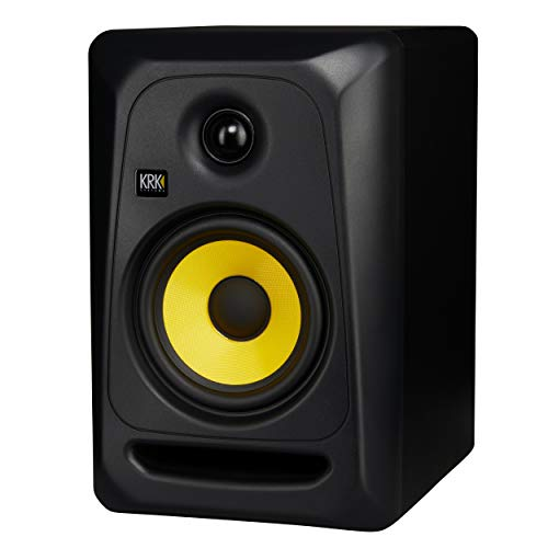 Best Price! KRK Classic 5 Professional Bi-Amp 5 Powered Studio Monitor