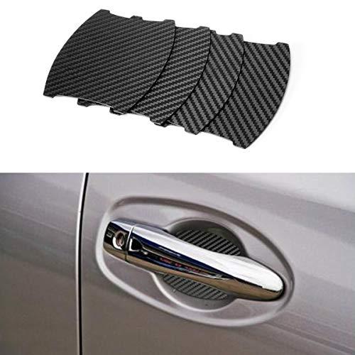 MLING Auto Magnetisch Türgriffmulde Schutz Kratzfest Türgriffmulde Lackschutz 4 Stück Kompatibel für XTrail