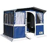 Hosa - Tienda Cocina Panama 300 de Camping - Fabricada en PVC Trevira Impermeable