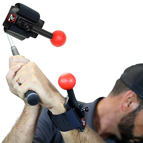 TOTAL GOLF TRAINER Arm - TGT Arm - Golf Training Aids – Teaches The Ideal Wrist Elbow and Arm Position Throughout The Golf Swing