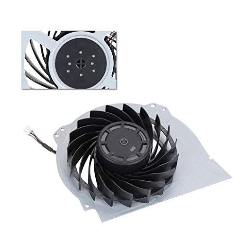 Sutinna Ventilador, Ventilador de refrigeración, refrigerador, reemplazo de ABS para PS4 Pro, para PS4,