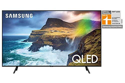 Samsung GQ55Q70RGTXZG 138 cm (55 Zoll) Flat QLED TV Q70R (2019)