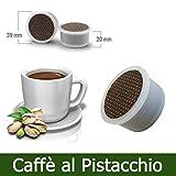 KICKKICK® 50 Capsule Caffè al Pistacchio Solubile – Capsule Compatibili Espresso Point...