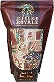 Espresso Royale Coffee, Verone Dark Roast 16 Ounce Bag, Coffee Beans, 1lb Bag