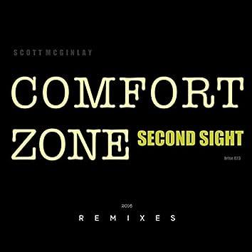 Comfort Zone / Second Sight (Remixes)
