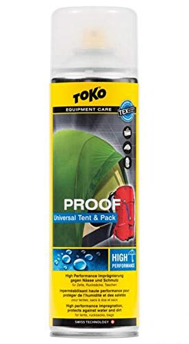 Toko Zeltimprägnierung - Tent + Pack Proof