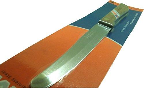 Thailand Messer mit Holzgriff 22 cm [#792] Küchenmesser