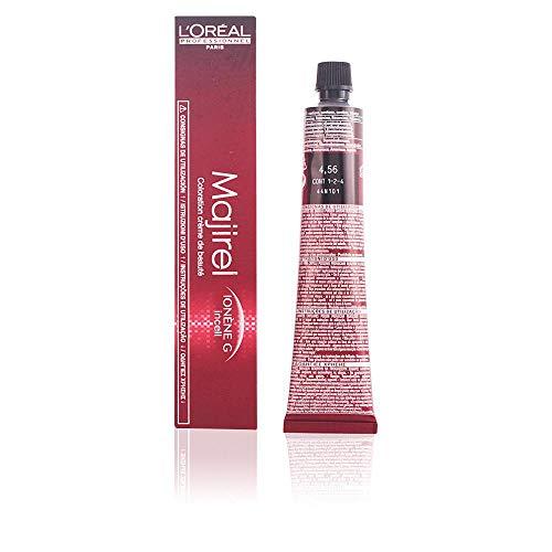 L'Oréal Professionnel Majirel 4,56 middenbruin mahonie rood, 50 ml