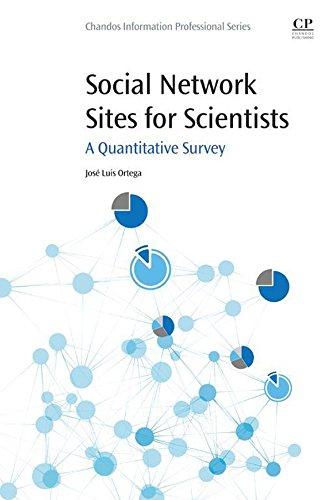 Social Network Sites for Scientists: A Quantitative Survey (English Edition)