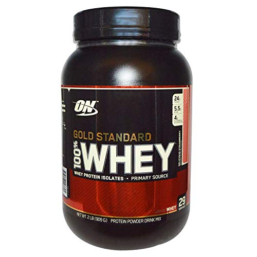 Optimum Nutrition Gold Standard Whey 912g Strawberry