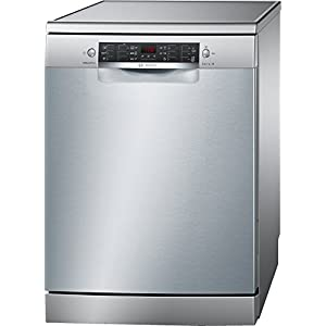 Bosch SMS4 6GI01E Freestanding Dishwasher Energy Efficiency Class A + +/258 kWh/Year/2660 L/Dispenser/Storage System