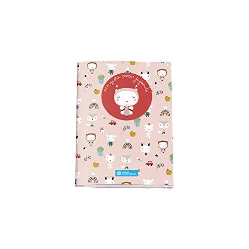 Cuaderno de Colorear A5 - Aldeas Infantiles SOS - Abeja