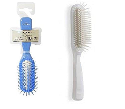 Acca Kappa Brosse 12 ax6360 pneumatique plastique dents plastique fine produits pour cheveux