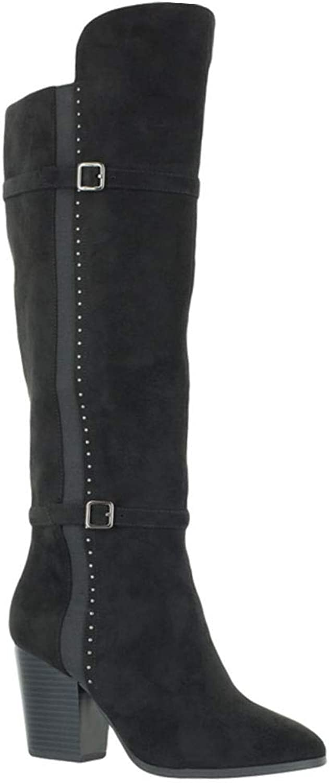 Easy Street Women's Melpink Mid Calf Boot
