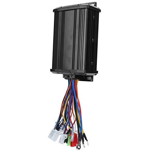 Weiyiroty Motor Controller, 32-Bit-Single-Chip-Aluminium-Scooter-Controller, reibungslos für Power Scooter