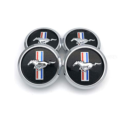 center caps for ford mustang - 1