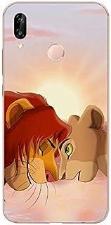 coque de telephone le roi lion huawei p20 lite