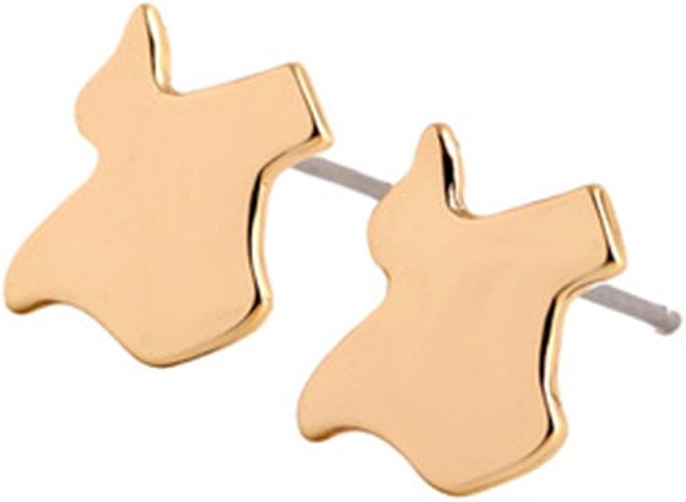 Personality elements irregular Earrings