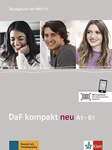 DaF kompakt neu a1-b1, libro de ejercicios