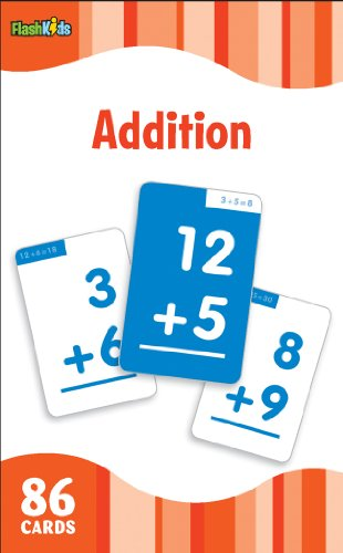 Addition (Flash Kids Flash Cards)