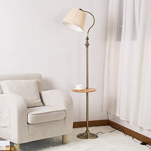JBP Max staande lampen, woonkamerlamp, woonkamer, slaapkamer, retro, koper, salontafel, verticale vloerlamp