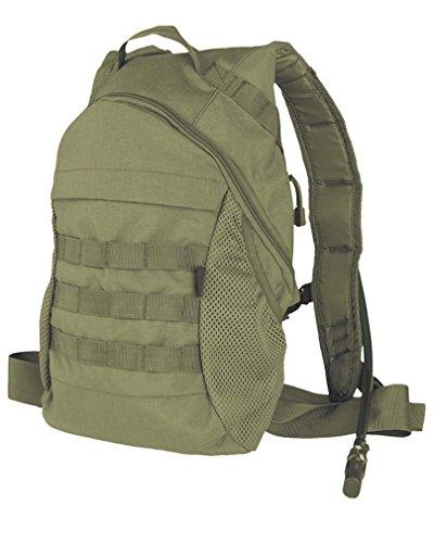 Sac à dos Hydratation Backpack - 3 Litres -Vert armée - Miltec