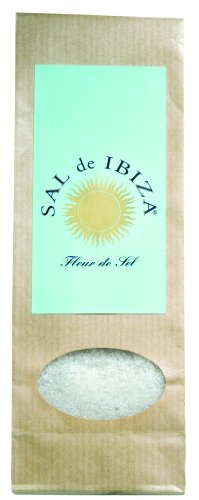 Sal de Ibiza Fleur de Sel im Beutel 150 g.