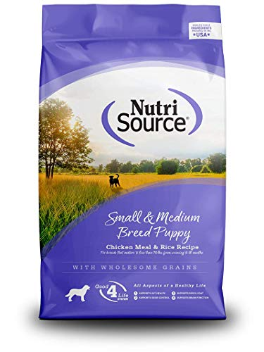 Nutrisource- Small Breed Puppy Dry Dog Food