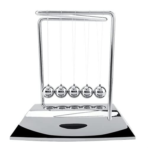 FOLOSAFENAR Equilibre el Juguete de Las Bolas, Astilla portátil del Juguete de la Ciencia de Las Bolas para la decoración de la Tabla del Escritorio de Oficina