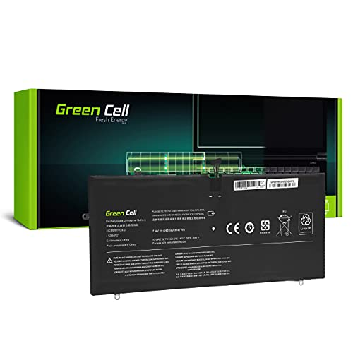 Green Cell Batería para Lenovo Yoga 2 Pro 20346 280DQ 80AY 80DQ Portátil (6400mAh 7.4V Negro)