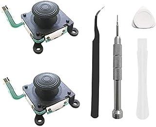 HEMAJUN PS VITA 2000 3D ジョイ スティック 2個 セット 工具 付き (207-06)