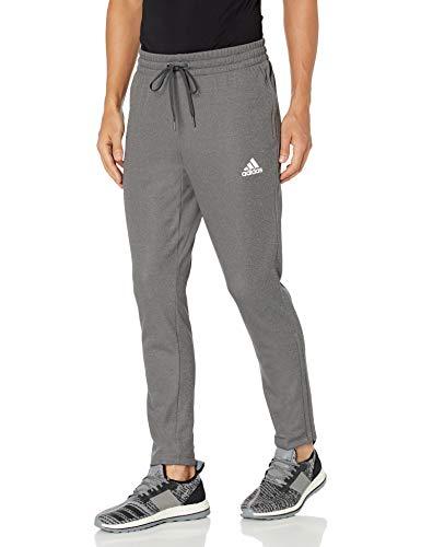 adidas Game & Go Tapered Pantalones, Gris, XXXL Altura para Hombre