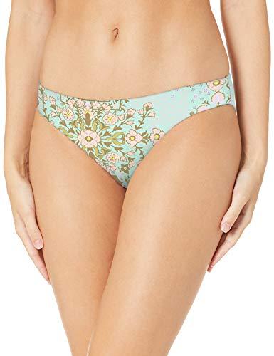 Seafolly Damen Free Spirit Hipster Bikinihose, Türkis (Fresh Mint Fresh Mint), 40 (Herstellergröße: 14)