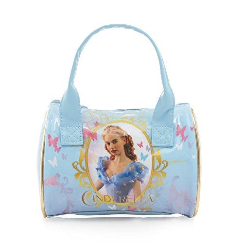 Disney Princess Kinder Bowlingtasche Cinderella, Hellblau