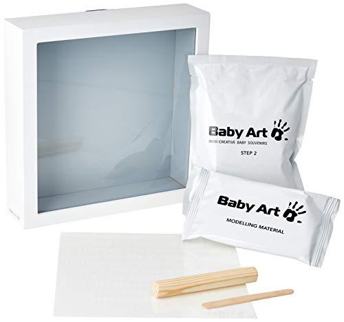 Baby Art My Little Steps Diepe Fotolijst Inc. 3D Gipsafdrukset Om Zelf Te Maken