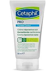 Cetaphil PRO Dryness Control, Crema Riparatrice Mani Notte, Protezione Quotidiana per Pelle Sensibile, Formato 50 ml
