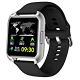 MAXTOP Smart Watch Compatible for iPhone and Android Phones, Fitness Tracker Watches with Heart Rate...