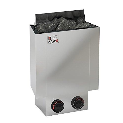 Sawo Nordex Mini 3,6 kW Estufa Eléctrica para Sauna con