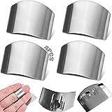 Protección de dedos Caja fuerte 4 piezas Cocina de guardia Protege tus...