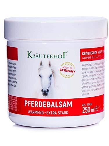 Kräuterhof 2180 - Bálsamo extra fuerte caballos