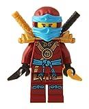 LEGO Ninjago: Minifigure - Nya Deepstone Minifig with Armor and Swords