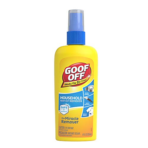 Goof Off - Household Heavy Duty Remover for Spots, Stains,...